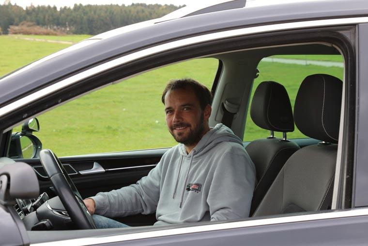Fahrlehrer der Fahrschule Schulz