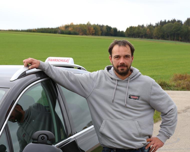 Fahrlehrer der Fahrschule Schulz in Nandlstadt