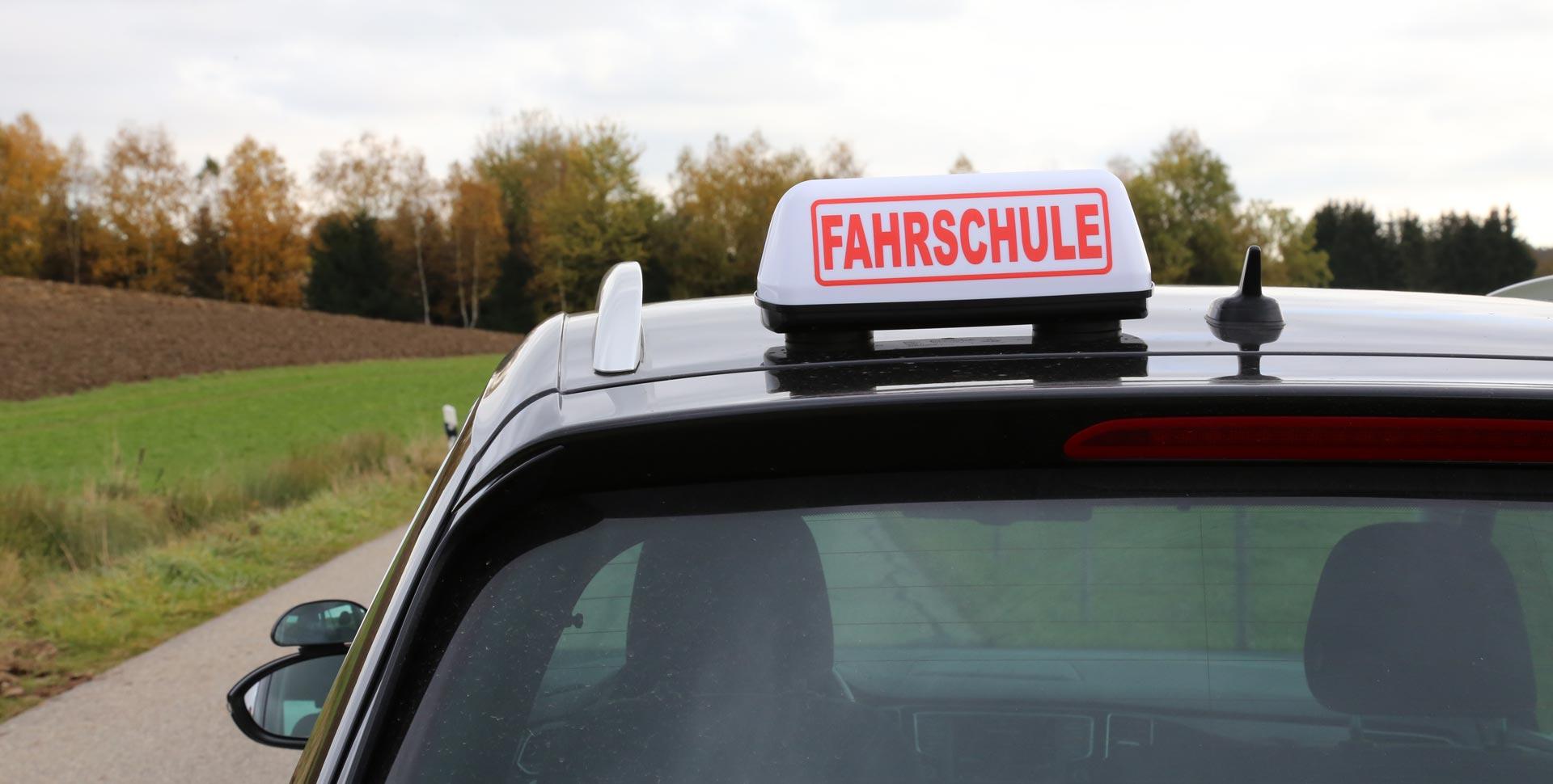 Fahrschulauto von Fahrschule Schulz