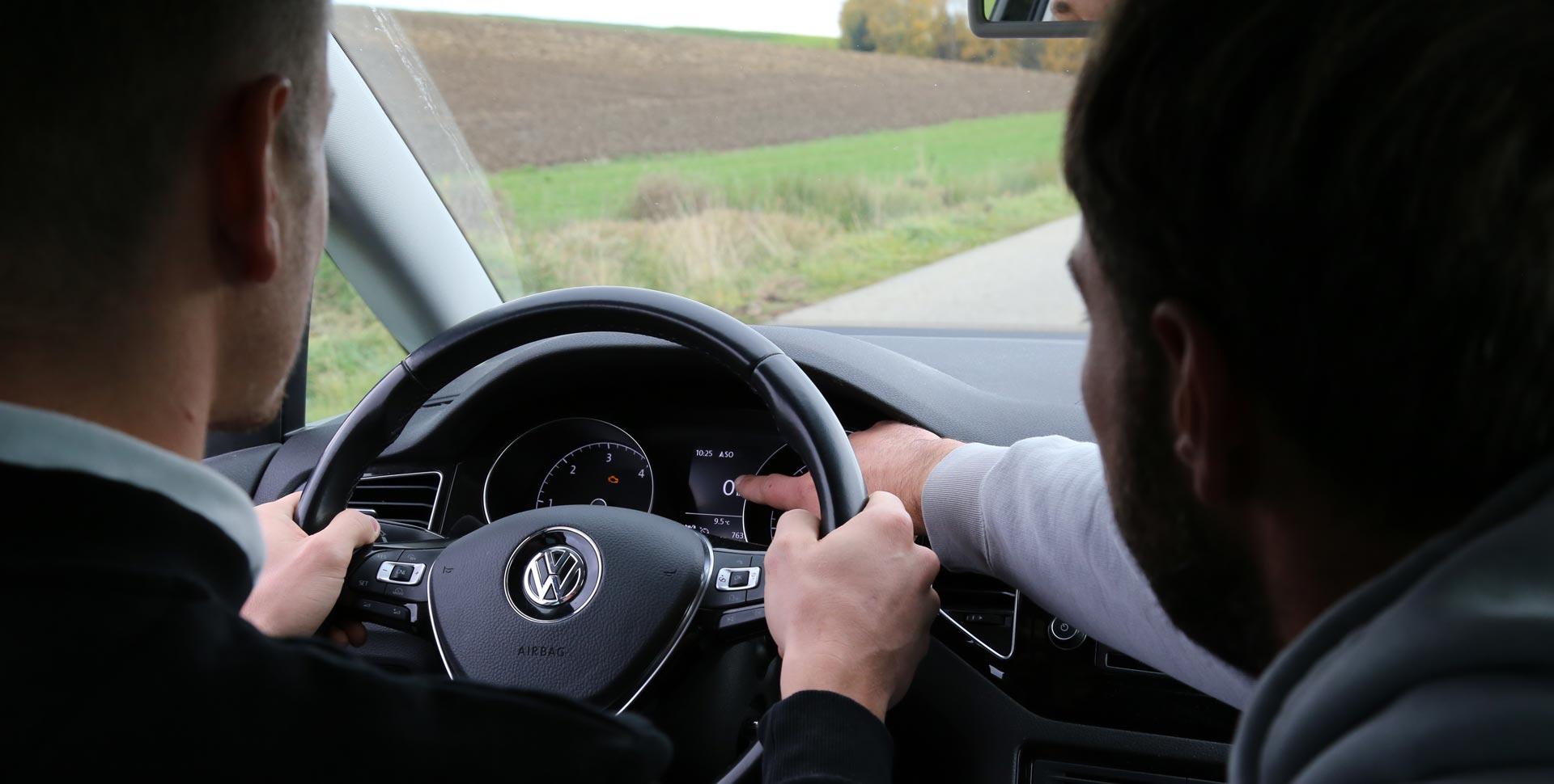 Fahrstunde bei Fahrschule Schulz