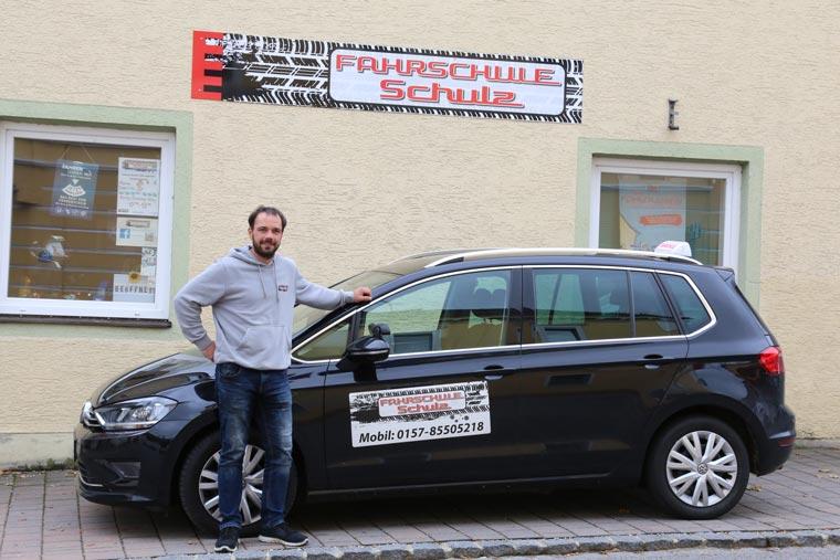 Fahrlehrer Martin Schulz in Nandlstadt